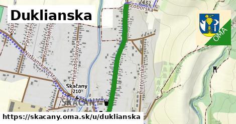 ilustrácia k Duklianska, Skačany - 0,74km