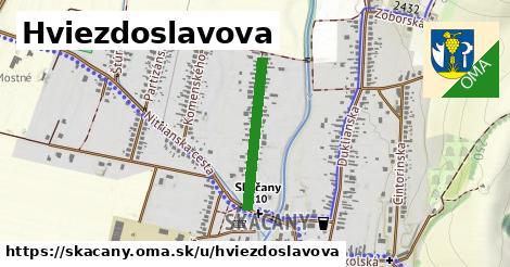 ilustrácia k Hviezdoslavova, Skačany - 447m