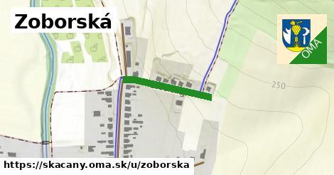 ilustrácia k Zoborská, Skačany - 178m