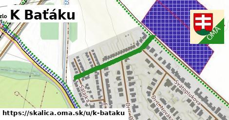 ilustračný obrázok k K Baťáku, Skalica