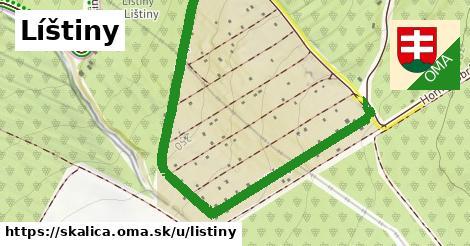 ilustračný obrázok k Líštiny, Skalica