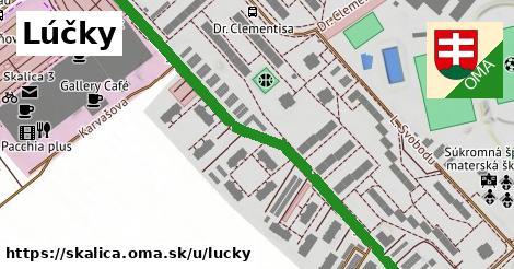ilustrácia k Lúčky, Skalica - 1,13km