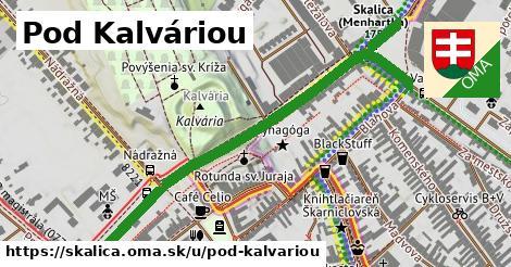 ilustrácia k Pod Kalváriou, Skalica - 688m