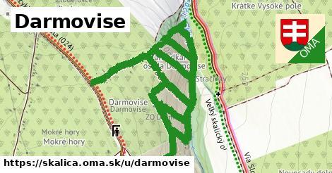 ilustrácia k Darmovise, Skalica - 2,5km
