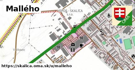ilustrácia k Mallého, Skalica - 1,68km
