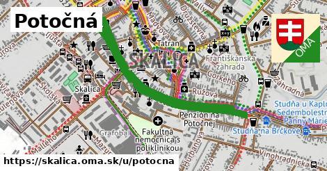 ilustrácia k Potočná, Skalica - 1,73km