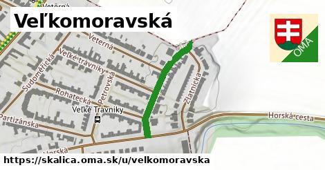 ilustrácia k Veľkomoravská, Skalica - 237m