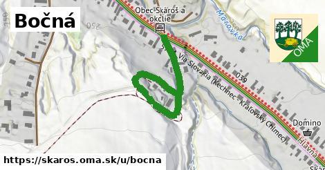 ilustrácia k Bočná, Skároš - 445m