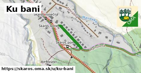 ilustrácia k Ku bani, Skároš - 170m