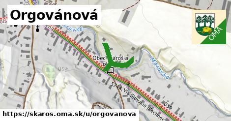 ilustrácia k Orgovánová, Skároš - 178m