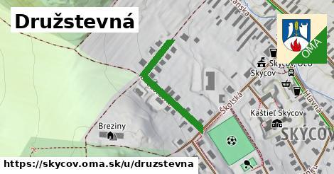 ilustrácia k Družstevná, Skýcov - 283m