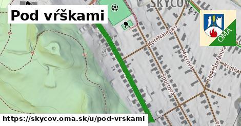 ilustrácia k Pod vŕškami, Skýcov - 407m