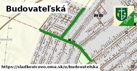 ilustrácia k Budovateľská, Sládkovičovo - 1,11km