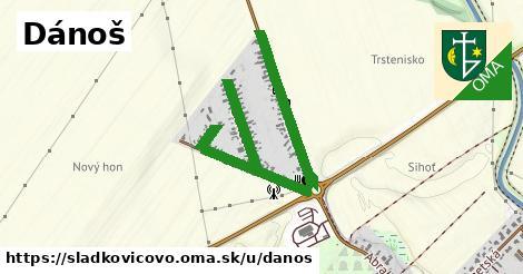 ilustrácia k Dánoš, Sládkovičovo - 1,15km
