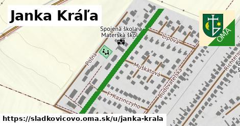 ilustrácia k Janka Kráľa, Sládkovičovo - 0,76km