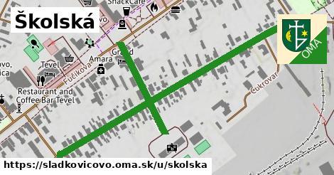 ilustrácia k Školská, Sládkovičovo - 0,81km