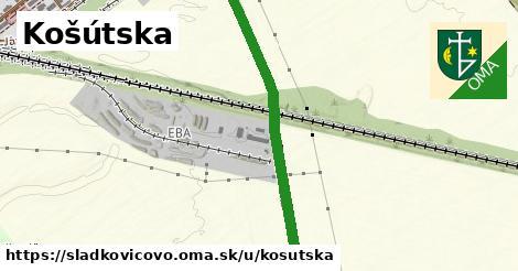 ilustrácia k Košútska, Sládkovičovo - 2,3km