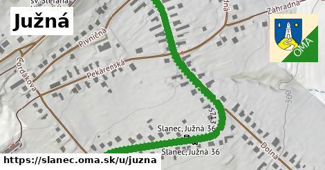 ilustrácia k Južná, Slanec - 0,84km