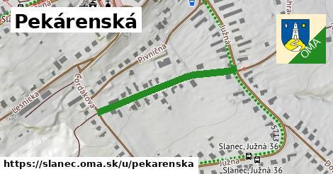 ilustrácia k Pekárenská, Slanec - 327m