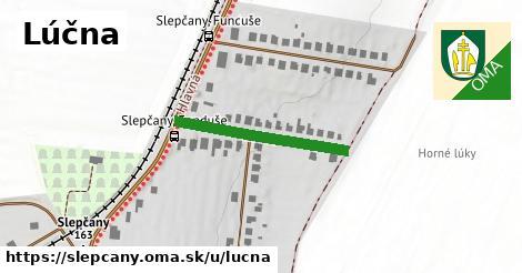 ilustrácia k Lúčna, Slepčany - 255m