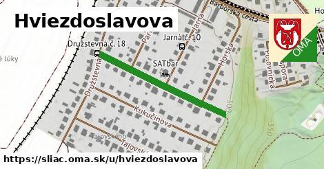 ilustrácia k Hviezdoslavova, Sliač - 322m