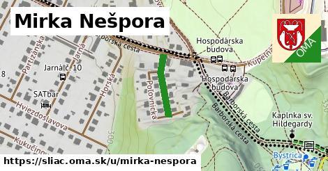 ilustrácia k Mirka Nešpora, Sliač - 144m