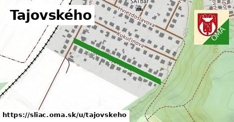 Tajovského, Sliač