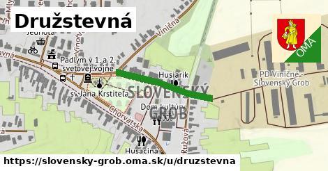 ilustrácia k Družstevná, Slovenský Grob - 235m