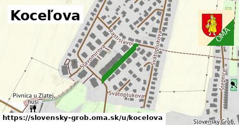 ilustrácia k Koceľova, Slovenský Grob - 159m