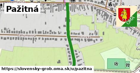 ilustrácia k Pažitná, Slovenský Grob - 360m