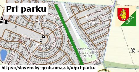 ilustrácia k Pri parku, Slovenský Grob - 0,75km