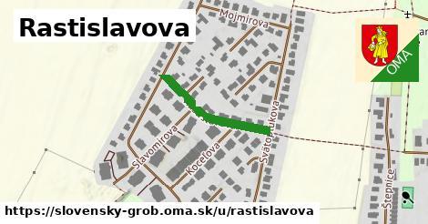 ilustrácia k Rastislavova, Slovenský Grob - 219m