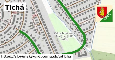 ilustrácia k Tichá, Slovenský Grob - 1,07km