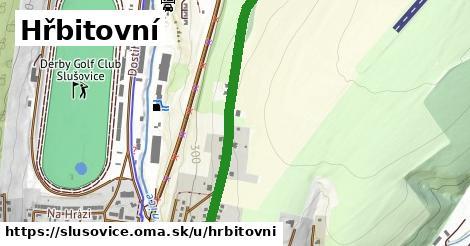 ilustrácia k Hřbitovní, Slušovice - 632m