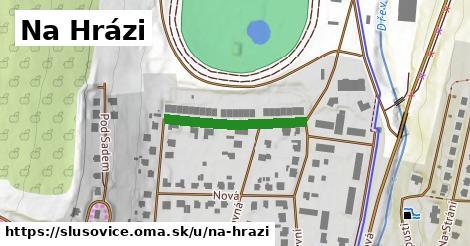 ilustrácia k Na Hrázi, Slušovice - 223m