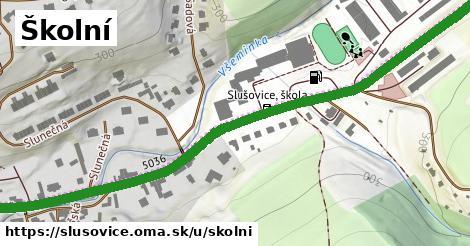 ilustrácia k Školní, Slušovice - 0,97km