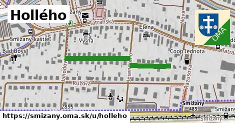 ilustrácia k Hollého, Smižany - 334m