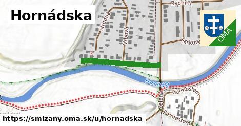 ilustrácia k Hornádska, Smižany - 253m