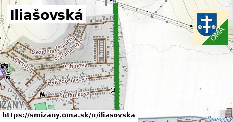 ilustrácia k Iliašovská, Smižany - 0,73km