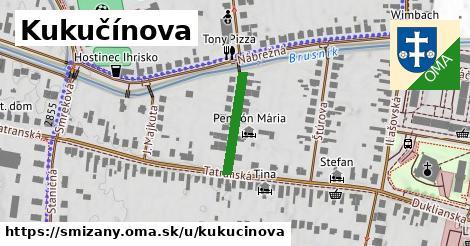 ilustrácia k Kukučínova, Smižany - 155m