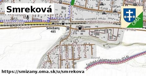 ilustrácia k Smreková, Smižany - 1,45km