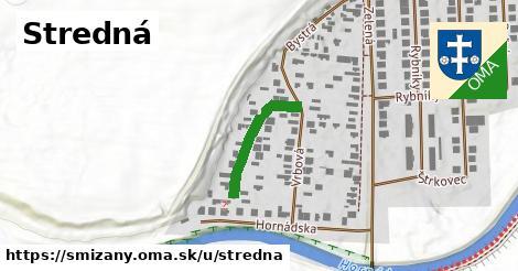 ilustrácia k Stredná, Smižany - 218m