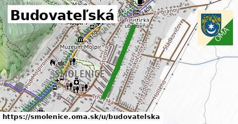ilustrácia k Budovateľská, Smolenice - 504m