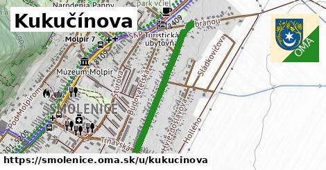 ilustrácia k Kukučínova, Smolenice - 652m