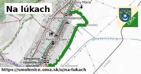 ilustrácia k Na lúkach, Smolenice - 0,70km