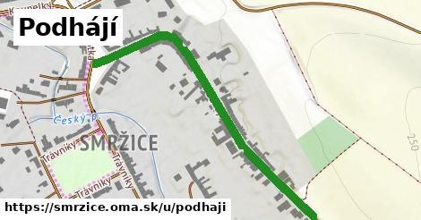ilustrácia k Podhájí, Smržice - 567m