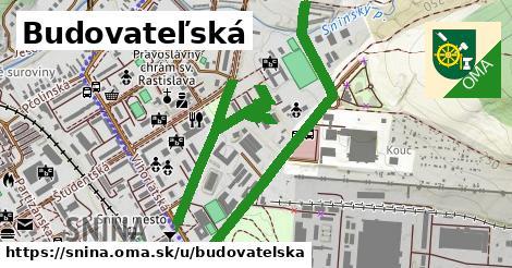ilustrácia k Budovateľská, Snina - 0,83km