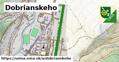 ilustrácia k Dobrianskeho, Snina - 668m