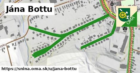 ilustrácia k Jána Bottu, Snina - 1,07km