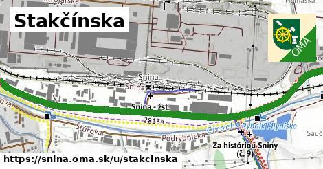 ilustrácia k Stakčínska, Snina - 2,6km